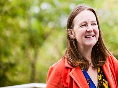 Zoe Nicholson, Chief Executive