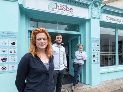 hiSbe, Brighton - image reproduced by permission of Unltd