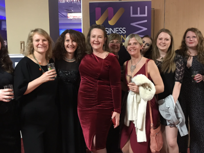 What it means to win Sussex Business Woman of the Year 2018
