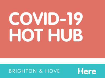 COVID-19 Hot Hub: Improving the Safety of GP Practices in Brighton