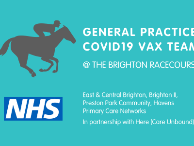 Your local Covid Vaccination Centre needs you!