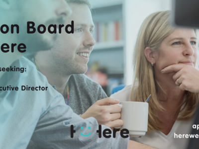 Get on Board at Here - Chair and Non Executive Director vacancies